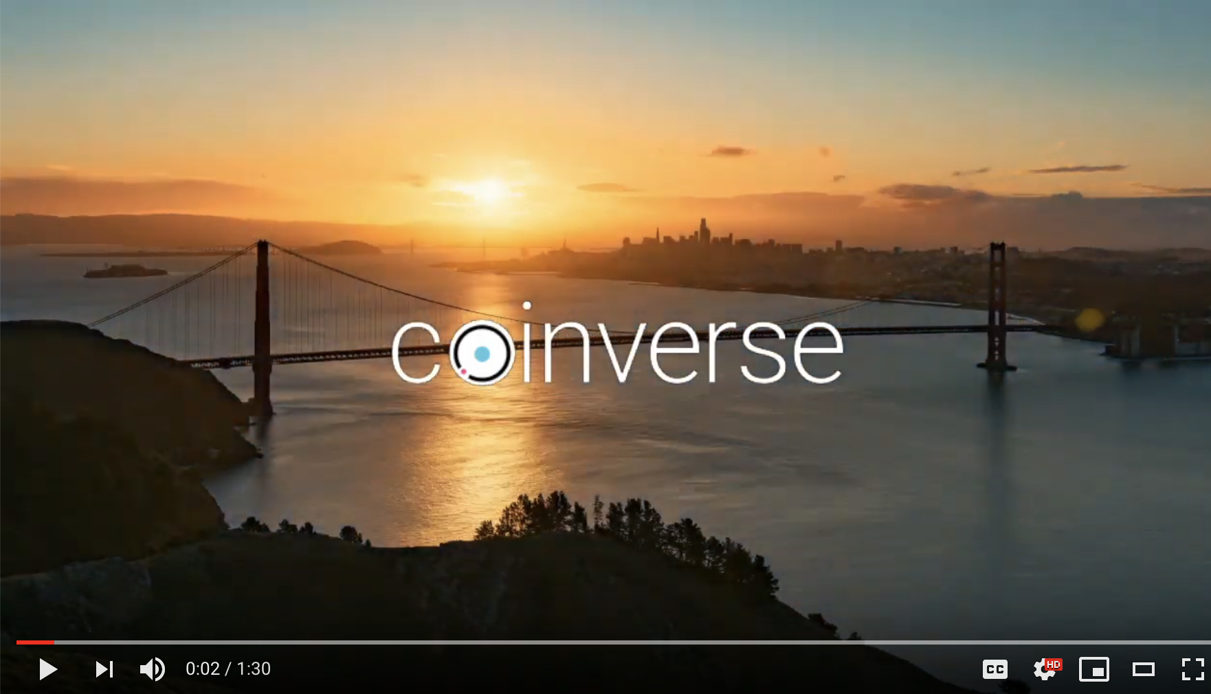 Coinverse YouTube video